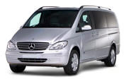 Chauffeur driven Mercedes Viano people carrier - Up to 7 passengers in comfort, from Cars for Stars (South London)